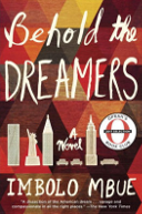 Behold the Dreamers by Mbue Imbolo