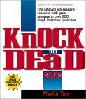 Knock 'em Dead 2002 by Martin Yate