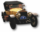 1920's automobile