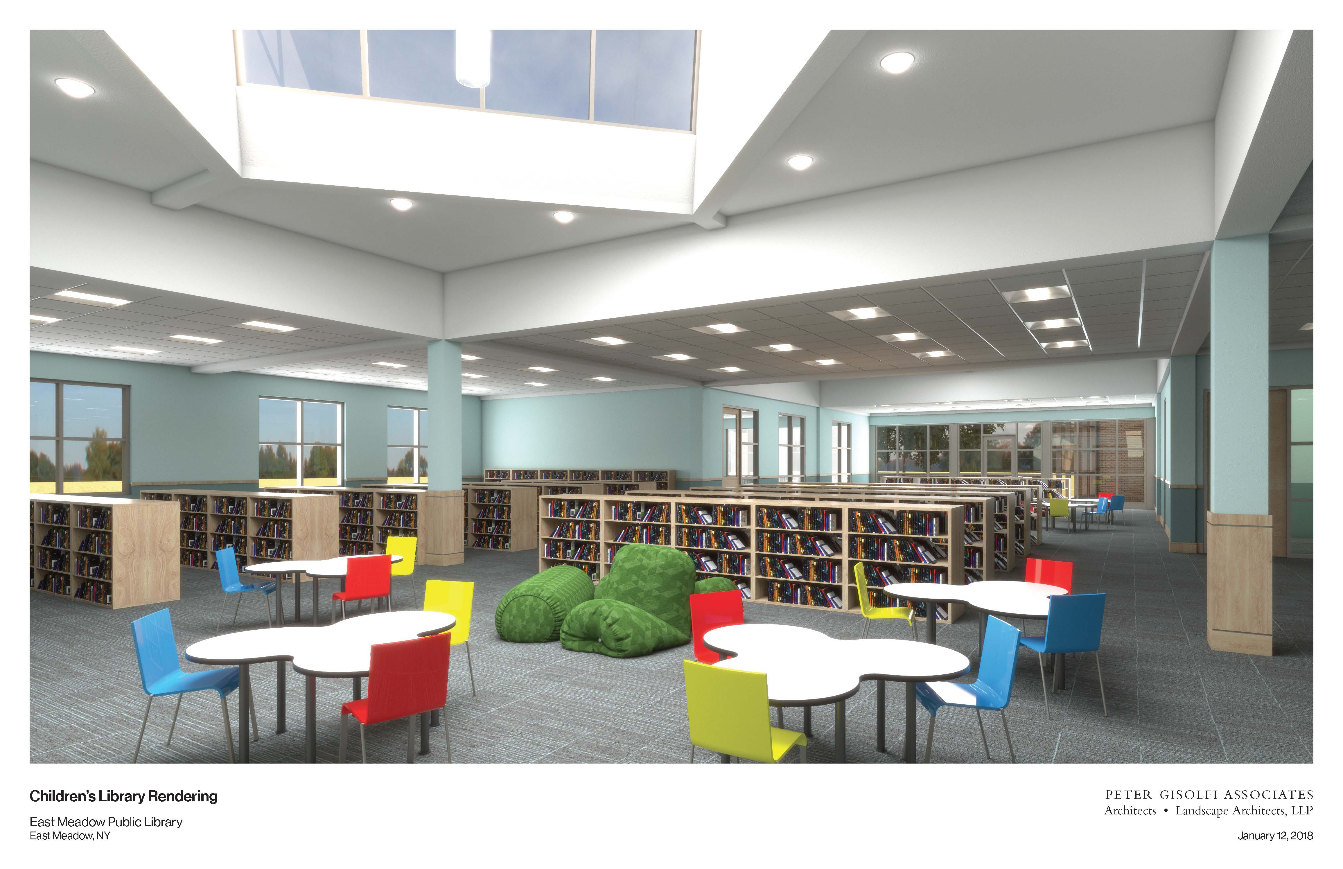 Looking to the Future - East Meadow Public Library